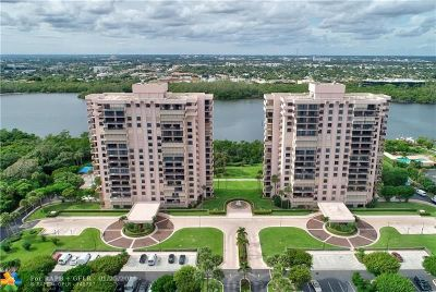 Boca Raton Condo/Townhouse For Sale: 2001 N Ocean Boulevard #1703