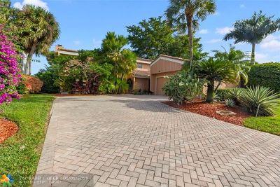 Boca Raton Single Family Home Backup Contract-Call LA: 7673 Cedarwood Cir