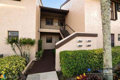 Boca Raton Condo/Townhouse For Sale: 8625 Boca Glades Blvd #D