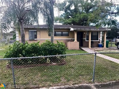 Miami Single Family Home For Sale: 3020 NW 175th St