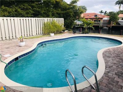 Wilton Manors Single Family Home For Sale: 2308 NE 18th Ave
