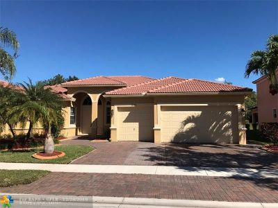 Weston Single Family Home For Sale: 3746 E Coquina Way
