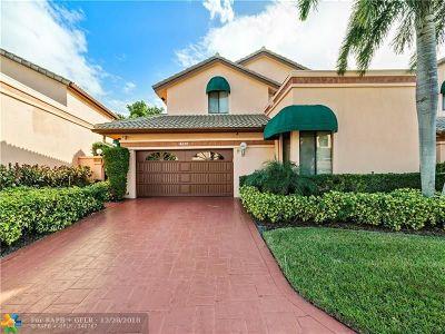 Boca Raton Single Family Home For Sale: 6478 Via Benita
