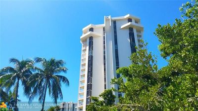 Miami Condo/Townhouse For Sale: 1000 Quayside Ter #601
