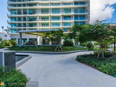 Miami Condo/Townhouse For Sale: 501 NE 31st St #3206