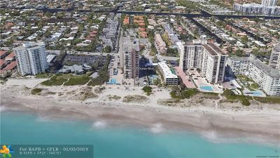 Lauderdale By The Sea Condo/Townhouse For Sale: 2000 S Ocean Blvd #9A