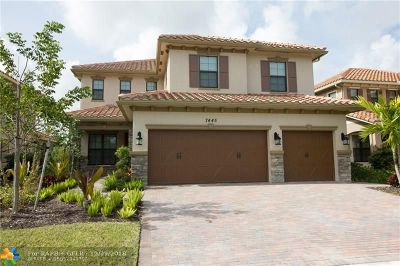 Parkland Single Family Home For Sale: 7445 NW NW 109 Th Way