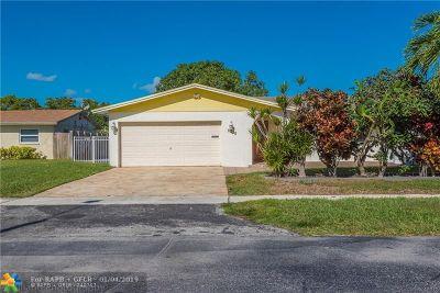 Lauderhill Single Family Home Backup Contract-Call LA: 4351 NW 12th Ct