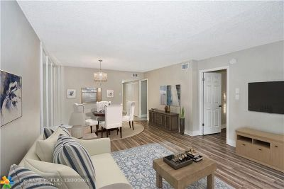 Margate Condo/Townhouse For Sale: 551 NW 80th Ter #107