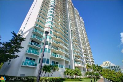 Aventura Condo/Townhouse For Sale: 3201 NE 183rd St #2006