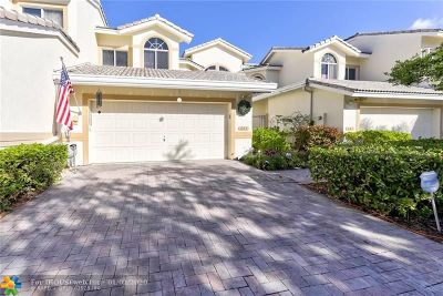 Condo/Townhouse For Sale: 665 W Palm Aire Dr #665