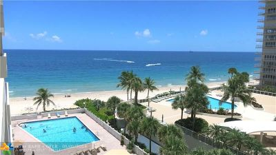 Condo/Townhouse Backup Contract-Call LA: 4250 Galt Ocean Dr #6M