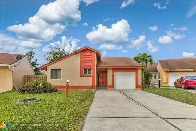 Miramar Single Family Home Backup Contract-Call LA: 1720 SW 87th Ave