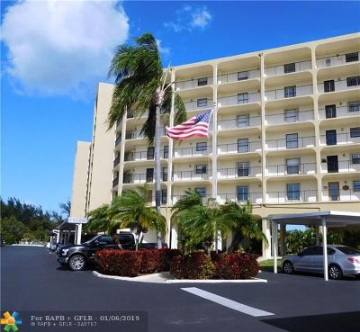 Deerfield Beach Condo/Townhouse For Sale: 1629 Riverview Rd #118