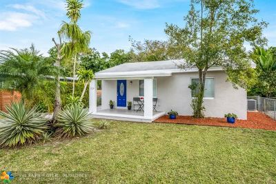 Fort Lauderdale Single Family Home For Sale: 1320 NW 6th Ave