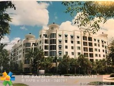 Plantation Condo/Townhouse For Sale: 510 NW 84th Ave #534