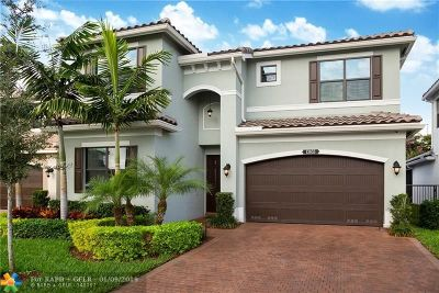 Delray Beach Single Family Home For Sale: 13655 Moss Agate Ave