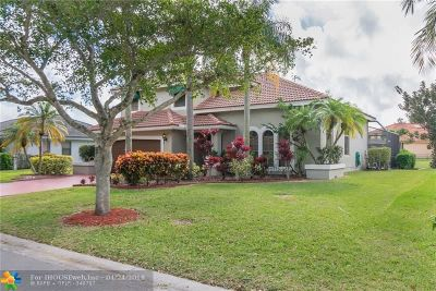 Single Family Home For Sale: 6100 NW 53rd St