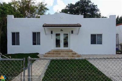 Miami Single Family Home For Sale: 546 NW 50th St