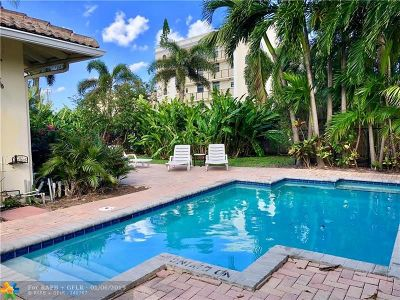 Pompano Beach Single Family Home Backup Contract-Call LA: 2403 Bay Dr