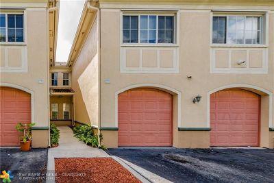 Miramar Condo/Townhouse For Sale: 2474 Centergate Dr #103