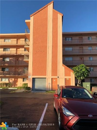 Miramar Condo/Townhouse Backup Contract-Call LA: 8730 N Sherman Cir #307
