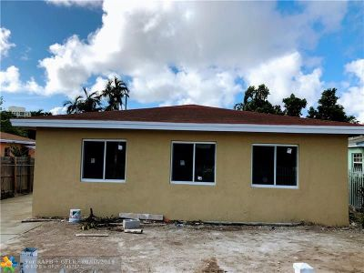 Miami Multi Family Home For Sale: 1250 NE 110th St