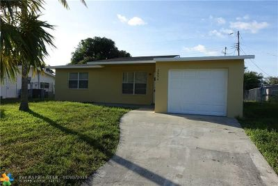 Fort Lauderdale Single Family Home For Sale: 2854 SW 4th Ct