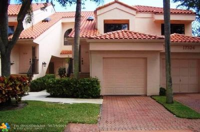 Boca Raton FL Condo/Townhouse For Sale: $274,444