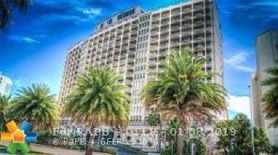 Miami Beach Condo/Townhouse For Sale: 5401 E Collins Ave #230