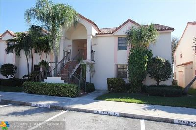 Boca Raton Condo/Townhouse For Sale: 3160 Leewood Ter #L119