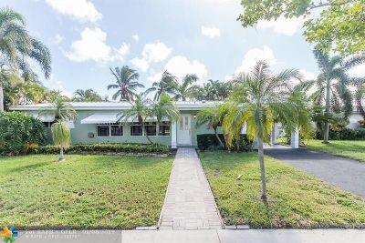Pompano Beach Single Family Home For Sale: 170 SE 12th Ct