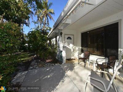 Pompano Beach Single Family Home Backup Contract-Call LA: 1270 NE 26th Ave