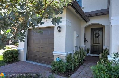 Oakland Park Condo/Townhouse For Sale: 4208 N Dixie Hwy #26