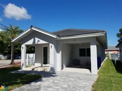 Miami Single Family Home For Sale: 1177 SW 13th St