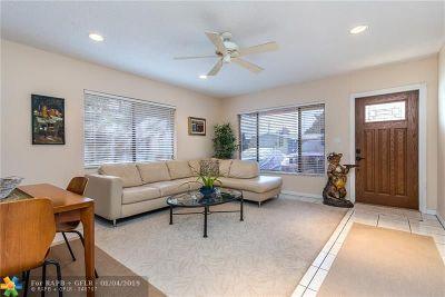 Pompano Beach Single Family Home For Sale: 820 NE 10 Ave.