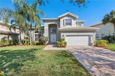 Pembroke Pines Single Family Home For Sale: 1537 NW 168th Ave