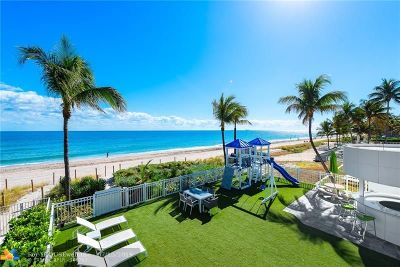Lauderdale Beach Single Family Home For Sale: 2924 N Atlantic Blvd