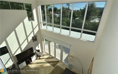 Fort Lauderdale Condo/Townhouse Backup Contract-Call LA: 1110 NE 17th Ter