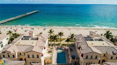Lauderdale By The Sea Condo/Townhouse For Sale: 4318 El Mar Dr #204