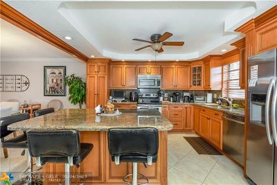 Pembroke Pines Condo/Townhouse For Sale: 250 S Hollybrook Ter #206