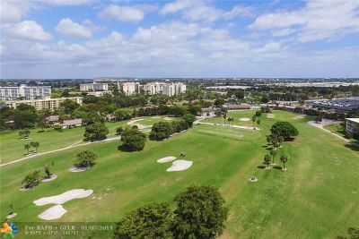 Pompano Beach Condo/Townhouse Backup Contract-Call LA: 2681 S Course Dr #205