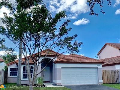 Coconut Creek Single Family Home Backup Contract-Call LA: 5531 NW 49th Ter