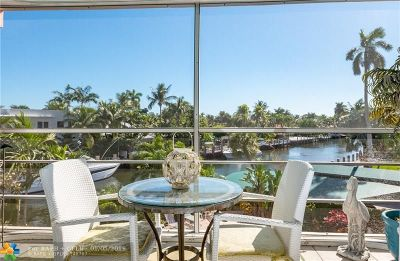 Condo/Townhouse Backup Contract-Call LA: 1750 E Las Olas Blvd #303