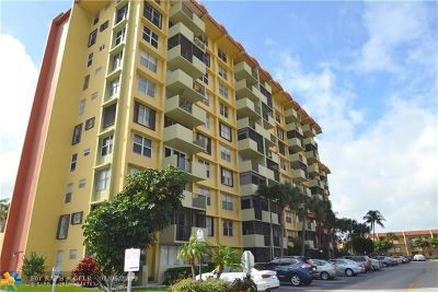 Pompano Beach Condo/Townhouse For Sale: 777 S Federal Hwy #803-C