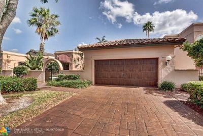 Deerfield Beach Single Family Home For Sale: 2985 Via Napoli