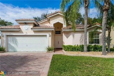 Sunrise Single Family Home For Sale: 2413 NW 139th Ave
