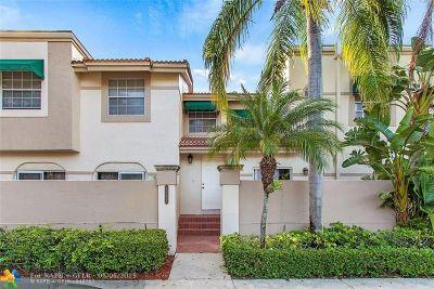 Boca Raton Condo/Townhouse Backup Contract-Call LA: 6607 Via Regina