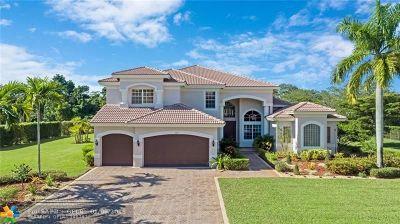 Davie Single Family Home For Sale: 3629 Juniper Lane