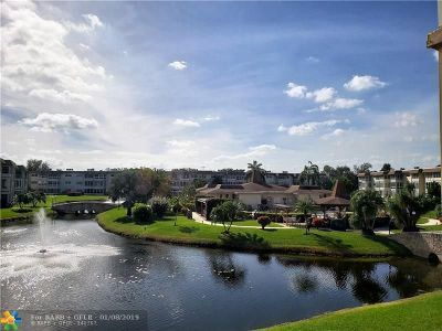 Lauderdale Lakes Condo/Townhouse For Sale: 4800 NW 35th St #506